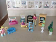 Doll house dolls and furniture in Bolingbrook, Illinois