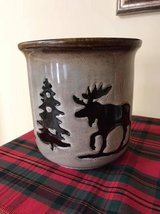 North Woods Ceramic Decoration/Container in Plainfield, Illinois