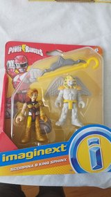 Imaginext power rangers new in Bolingbrook, Illinois