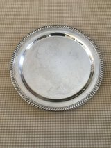 "TRAY 15"" SILVERPLATE in Aurora, Illinois"