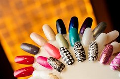 Full set Acrylic nails in Camp Pendleton, California