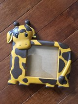 Giraffe Picture Frame in Bolingbrook, Illinois