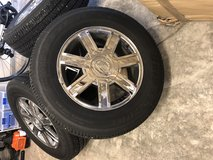 265/65/18 Mud and Snow Tires and Wheels in Fort Lewis, Washington