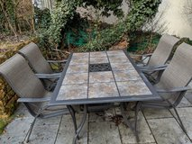 Patio furniture - table and 4 chairs in Stuttgart, GE