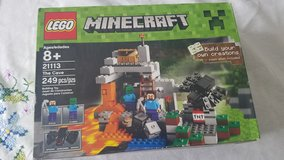 Lego minecraft the cave new in Naperville, Illinois