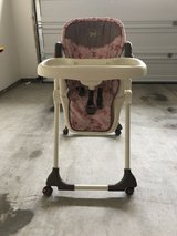 High Chair Pink in Fort Lewis, Washington