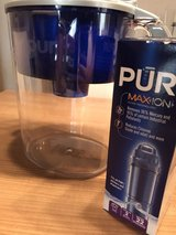 PUR water pitcher + New water filter in Ramstein, Germany
