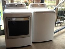 Washer and Gas Dryer in Houston, Texas