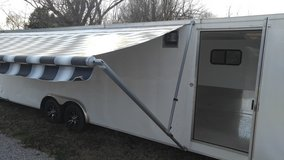 2016 - 8-1/2' X 28' Loaded Race Trailer in Fort Campbell, Kentucky