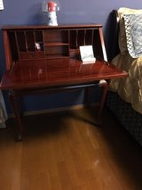 Solid Rosewood Study Desk in Okinawa, Japan