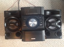 Sony CD Stereo w remote in Lockport, Illinois
