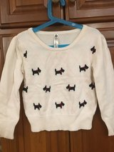 Cute Girl Sweater 5T in Plainfield, Illinois