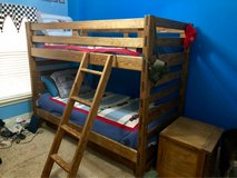 Wooden Bunkbed in Houston, Texas