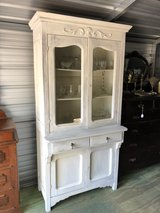 Antique cabinet (late 1800's) in Moody AFB, Georgia