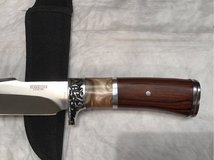 Defender Extreme Hunting Knife - Brand New in Lockport, Illinois