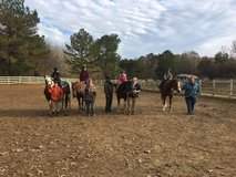 Home-School Riding Program Session 2 (Feb 21 for 5 Weeks) in Fort Campbell, Kentucky