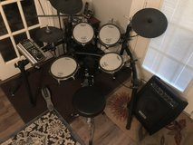 Roland V-Drums TD-9 Electronic Drum Set in Houston, Texas