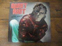Quiet Riot Metal Health LP Vinyl 1983 in Houston, Texas