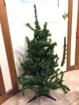 3' Christmas tree in St. Charles, Illinois
