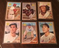 1962 Rookie Cards in Chicago, Illinois