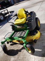 John Deere Zero Turn Mower in Houston, Texas