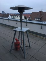 Patio Heater - Works Well, Don't Use in Stuttgart, GE