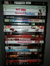 *German DVDs* in Ramstein, Germany