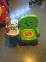 learning chair in Fort Campbell, Kentucky