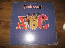 Jackson 5 ABC 1970 Motown LP Vinyl in Houston, Texas