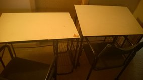 Drawing tables/Desks with chairs in Plainfield, Illinois