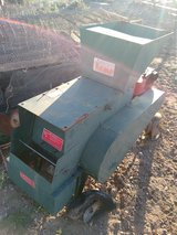 Chipper/Mill for composting in Alamogordo, New Mexico