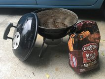 Portable Weber Grill in Okinawa, Japan
