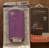 Case and Screen protector in Fort Rucker, Alabama