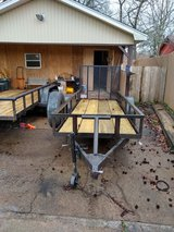 4' x 12' utility Trailer w ramp in Baytown, Texas