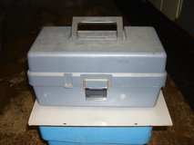 THREE TIER  TRAYS PLASTIC  STORAGE BOX. in Bartlett, Illinois