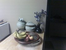 ceramic pieces, baskets and fruit bowls in Camp Pendleton, California