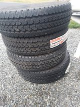 Firestone Transforce at tires in Fort Lewis, Washington