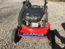 SNAPPER SELF PROPELLED ELECTRIC START MOWER in Fort Campbell, Kentucky