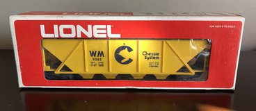 Lionel Chessie Hopper 6-9265 O Gauge in Westmont, Illinois