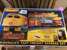 McDonalds Fast Freight Express Train Set O Gauge in Westmont, Illinois