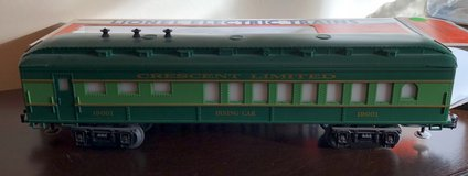 Lionel Trains Southern Crescent Dining Car 6-19001 in Batavia, Illinois