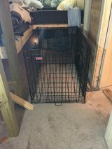 Kong Double Door Wire Dog Crate in Moody AFB, Georgia