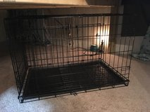 Top Paw® Double Door Wire Dog Crate in Moody AFB, Georgia