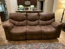 Brown Ashley Furniture Couch Set in Alamogordo, New Mexico