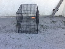 Small kennel in 29 Palms, California
