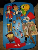 Jake & the Neverland Pirates toys in Chicago, Illinois