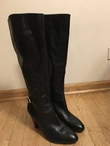 Marc Finsher Leather Boots in Glendale Heights, Illinois