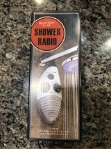 Buxton Shower Radio in Yorkville, Illinois
