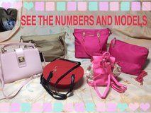 PURSES OR BACKPACK OF DIFFERENT MODELS**# 1 in Okinawa, Japan