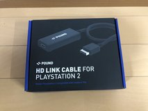 HD Link cable for PlayStation 2 in Okinawa, Japan